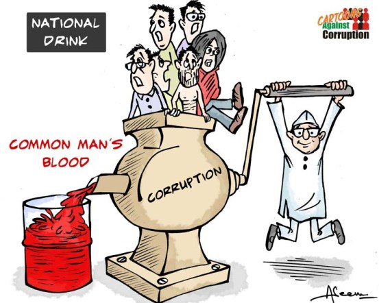 Image result for corruption cartoons