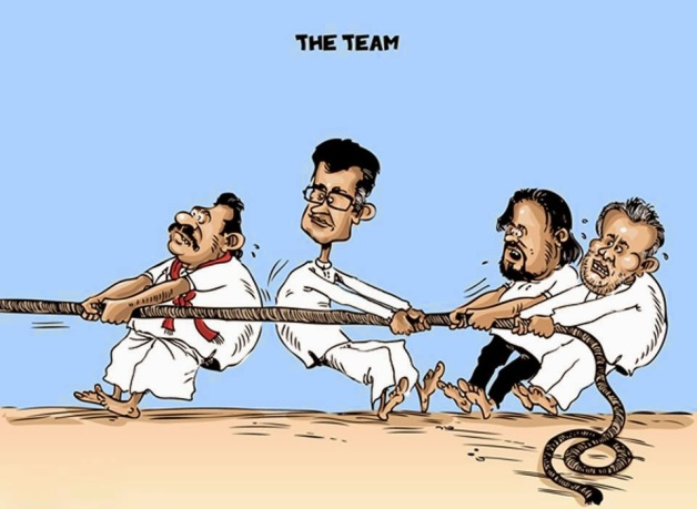Image result for constitution making cartoon sri lanka