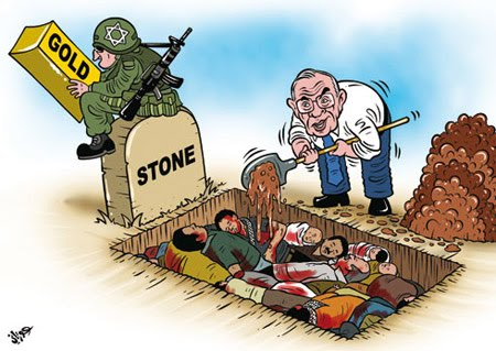 Image result for Cartoons on Britain's betrayal of Palestine