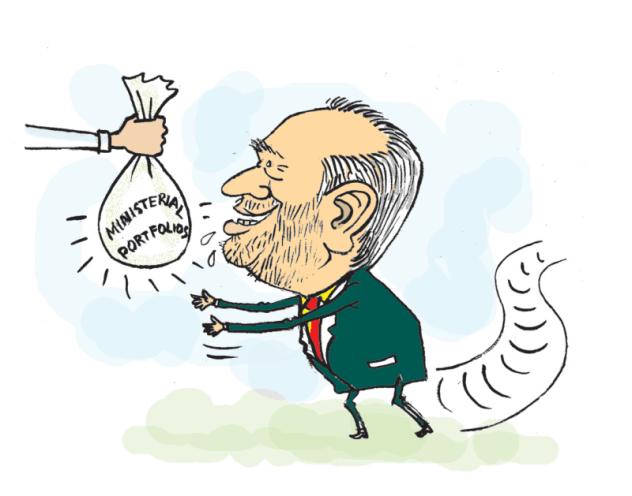 Image result for muslim politics of Sri lanka cartoons