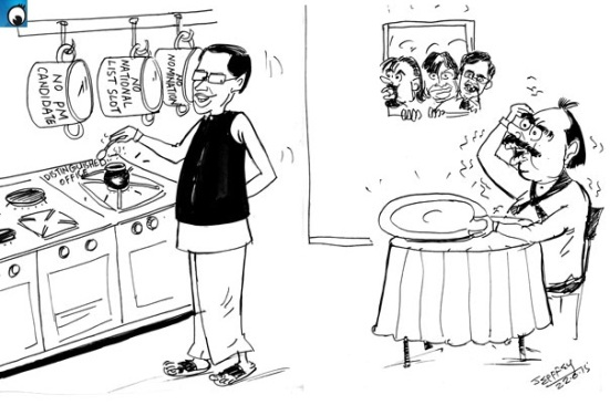 Image result for maithri dilemma cartoons